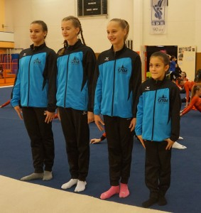 dekleta prvega turnusa